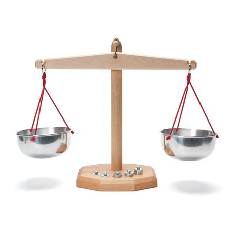 Play Store Balance Wooden Balance Scale In Waldorf Playstands