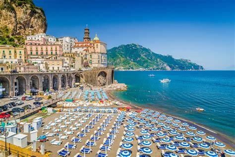 best amalfi coast the secret is out the best amalfi coast beaches