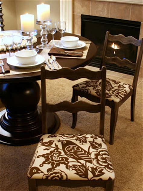 Slipcovers For Dining Room Chair Seats 180 manera de cambiar el tapiz de las sillas del comedor