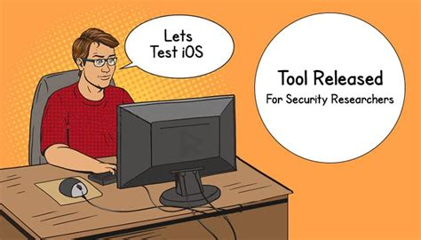 ios testing and jailbreaking releases tool for