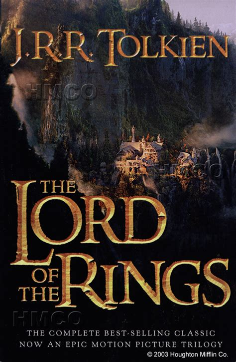 the ring books what reads j r r tolkien the lord of the rings