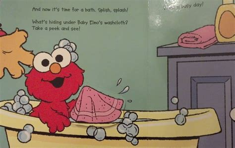 Bubble Bath Meme - elmo about to take a splish splashy bubble bath