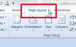 microsoft word page layout default how to set default margins in word 2010 solve your tech