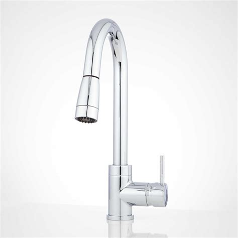 single hole kitchen faucet with pull out spray finite single hole kitchen faucet with swivel spout and