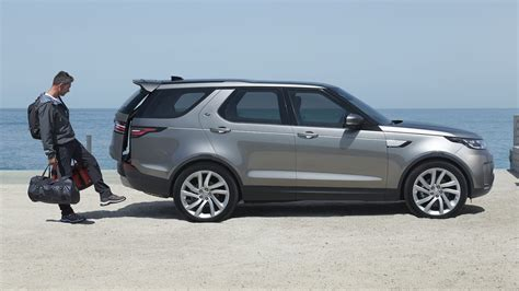 All New all new land rover discovery