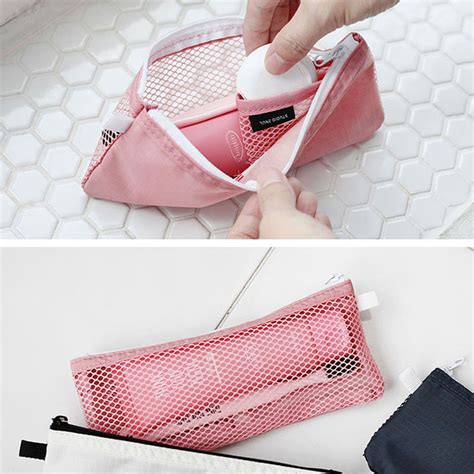 nul toothbrush pouch travel toiletry bag toothpaste bag