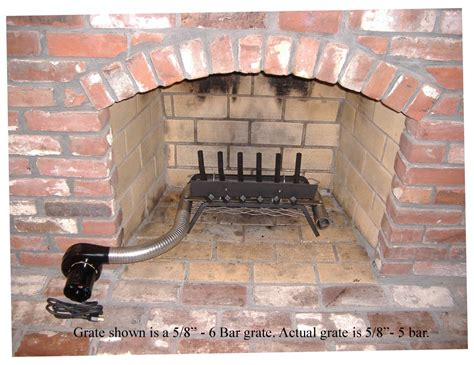 Wood Fireplace With Blower by 30000 Btu Fireplace Furnaces Wood Burning Fireplace