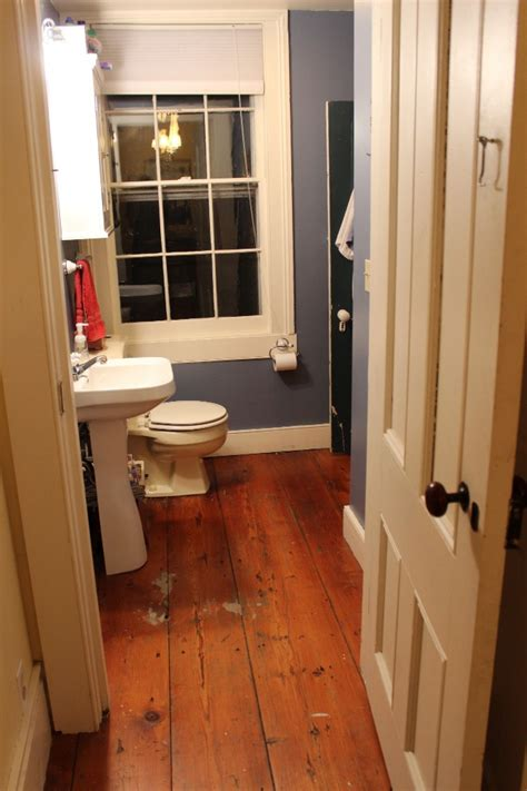 Bathroom Remodel Pics Before After by Once More To The Studs Farmhouse Bathroom Renovation