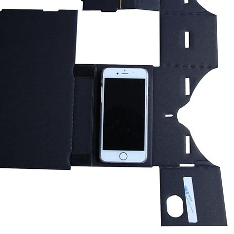 Cardboard Reality For Smartphone vr total black cardboard reality for smartphone jakartanotebook