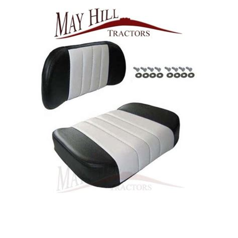 tractor seat cushion international tractor seat cushion back rest kit