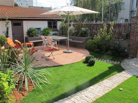 Amenager Un Jardin by Cinq 233 Pour Am 233 Nager Un Jardin Habitation Travaux