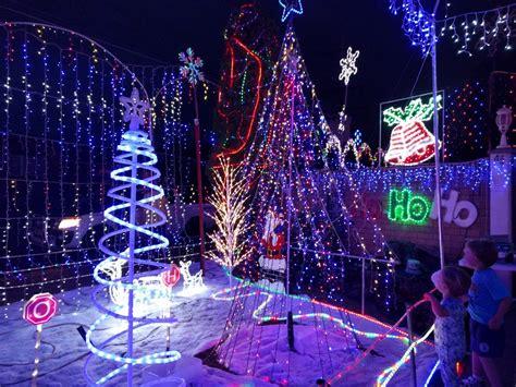 christmas illumination or christmas light light displays greater parramatta region parraparents