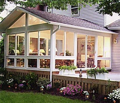 Creative ideas to remodel your screened porch interior design
