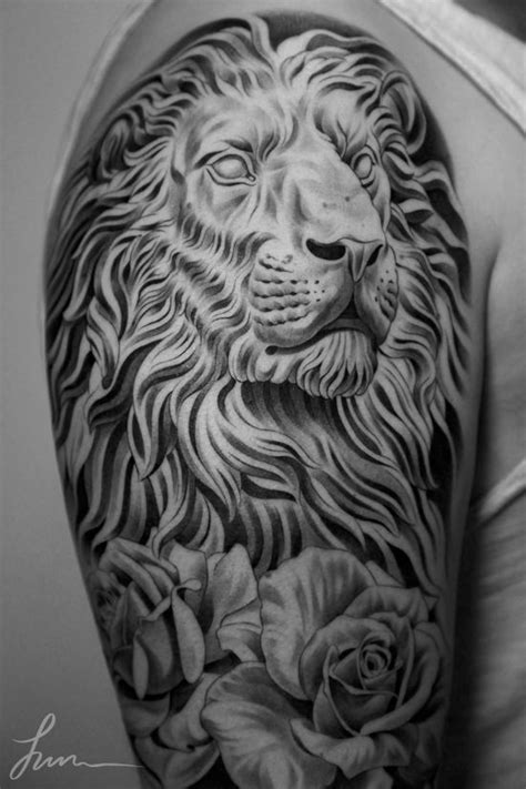 lionheart tattoo designs 43 best jun cha images on sleeve tattoos arm