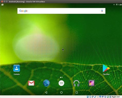 can t android android on virtualbox can t move mouse pointer android enthusiasts stack exchange
