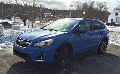subaru crossover 2016 review 2016 subaru crosstrek 2 0i premium your frugal