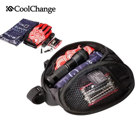 Tas Jok Sepeda coolchange tas jok sepeda saddle safety bag backup
