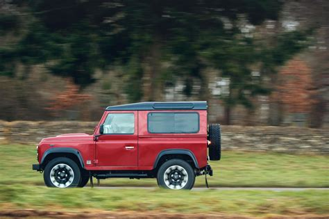 the new land rover defender 2018 the land rover defender works v8 edition