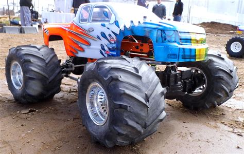 monster truck rc racing monster trucks hit the dirt rc truck stop