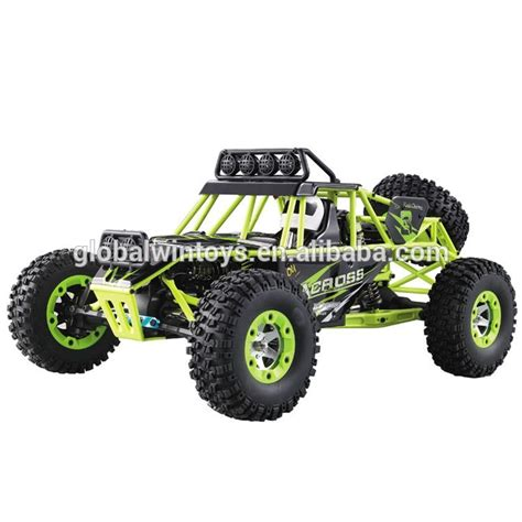 Rc Cross Country wltoys new product 12428 1 12 electric rc car 4wd remote cross country rock crawler