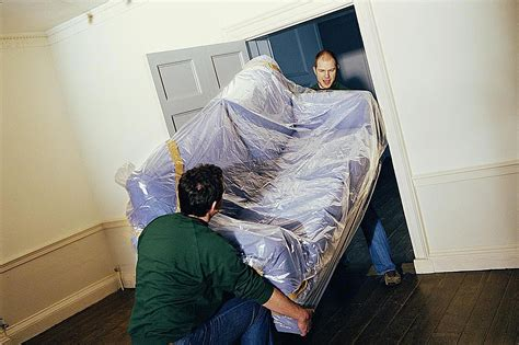 sofa easy to move how to move a couch through a narrow door when moving house