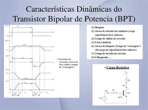 transistor bipolar caracteristicas transistor bipolar caracteristicas 28 images ppt transistores de pot 234 ncia powerpoint