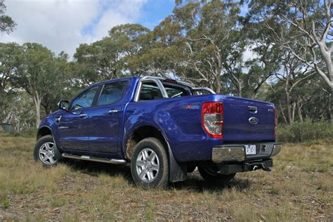ford ranger review xlt dual cab  caradvice