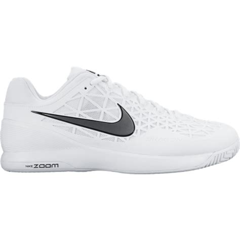nike zoom cage 2 705247 100 white mens tennis shoe