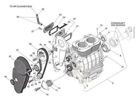 ez go parts diagram ez go gas engine repair and parts manual 295cc 350cc