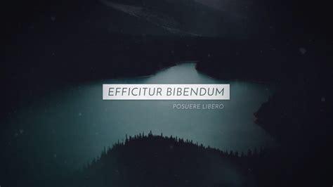 viklander inspirational slideshow after effects template