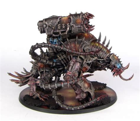 Warhammer 40k Chaos Space Marine Forgefiend chaos space marines forgefiend maulerfiend warhammer 40k tyranids space