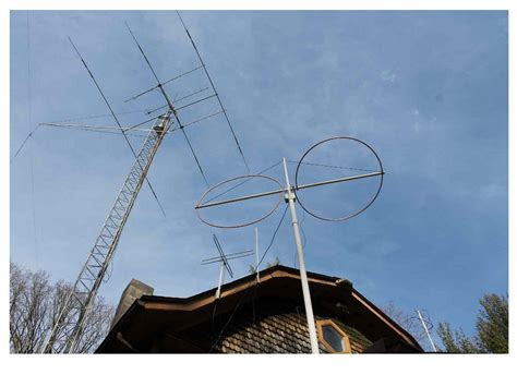 homebrew mag loop antenna the swling post