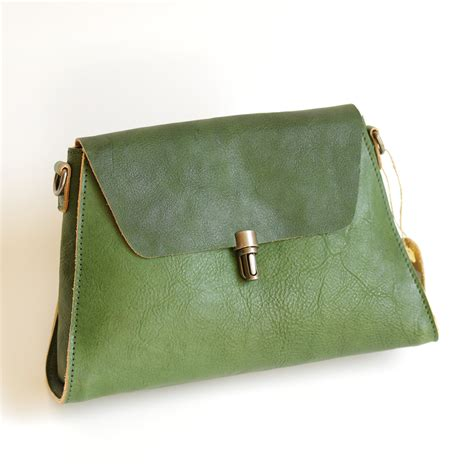bags new leather vintage bag handmade high quality