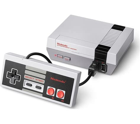 buy nintendo console buy nintendo classic mini nes free delivery currys