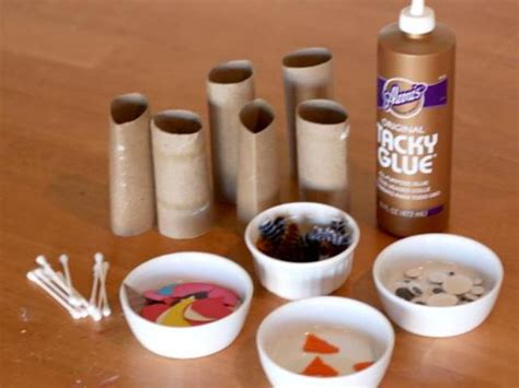 What Can You Make Out Of A Toilet Paper Roll - diy cardboard owls kidsomania