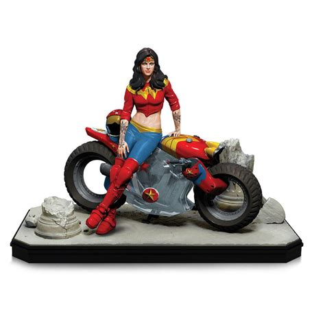 Gotham City Garage dc collectibles solicitations batman designer series statues dc icons and more the toyark