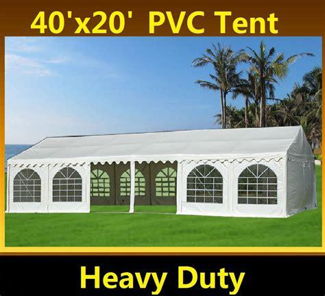 Nachttisch 40 X 40 by 20 X 40 White Pvc Tent Canopy