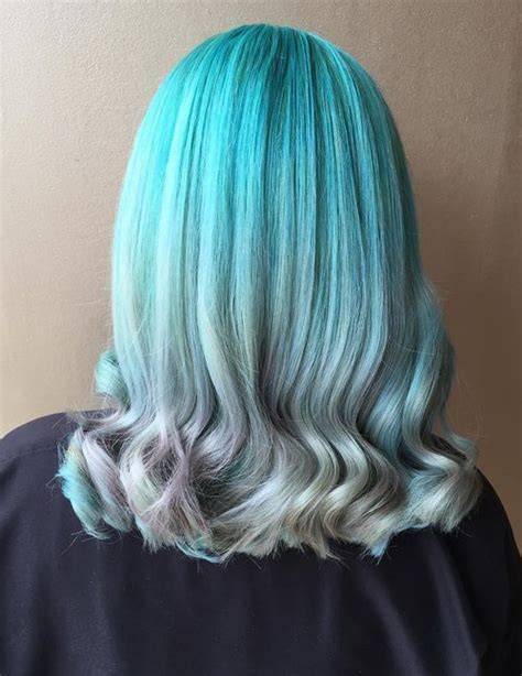 does phaedras hair teal 20 fresh teal hair color ideas for blondes and brunettes