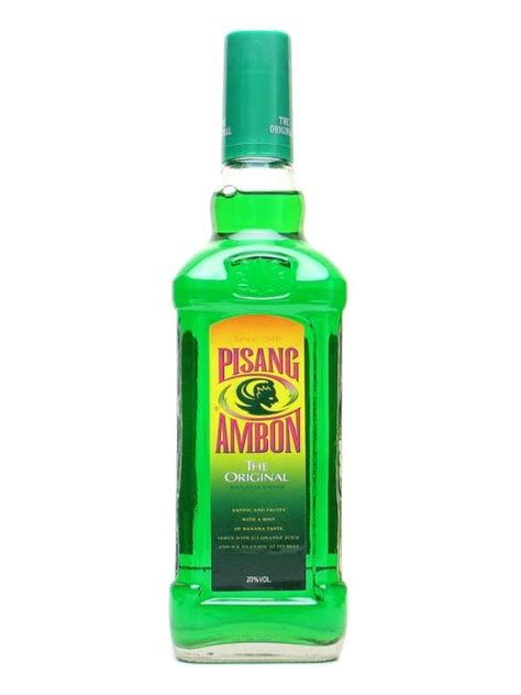 Corporate Gift Singapore pisang ambon liqueur the whisky exchange