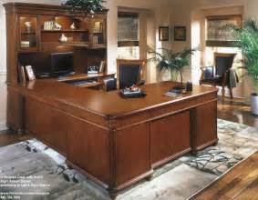 fancy desk l u shaped desk with hutch desk set fancy desktop cherry wood office furniture ebay
