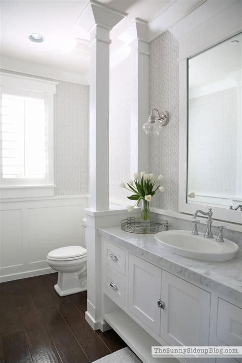 spring bathrooms spring house tour the sunny side up blog