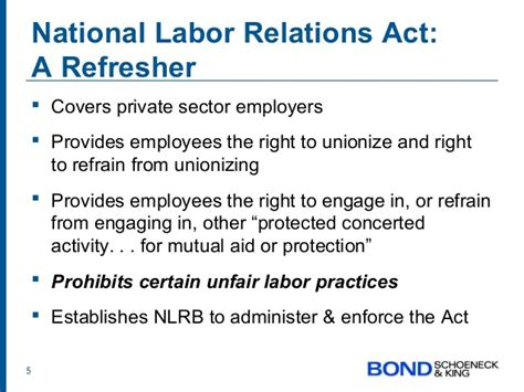 nlra section 7 protected activity the overlap of social media with the national labor