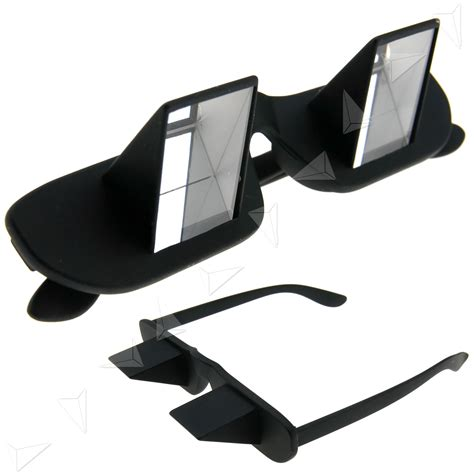 The Shelf Glasses For Sightedness by Periscope Horizontal Prism Angled Lazy Glasses Lie Lying