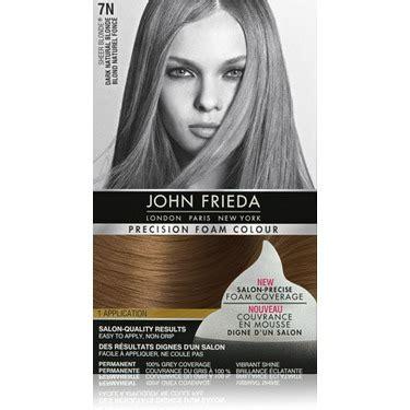 frieda precision foam color frieda precision foam hair colour reviews in hair