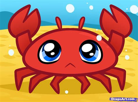 videos for kids 1 how to draw a crab for kids step by step animals for