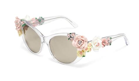 Dolce and gabbana flower sunglasses galleryhip com the