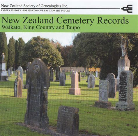 Cemetery Records New Zealand Cemetery Records Cd1 Chris Korte S Genealogy