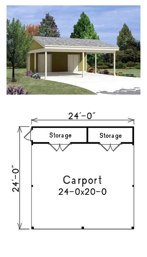 carport plans with storage 20 stylish diy carport plans that will protect your car
