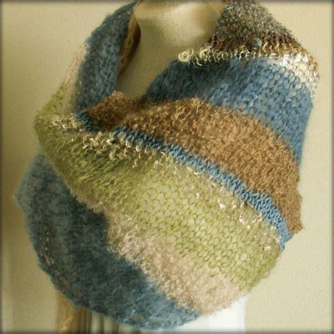 free mohair knitting patterns uk magic mohair shawl pattern patterns yarnz