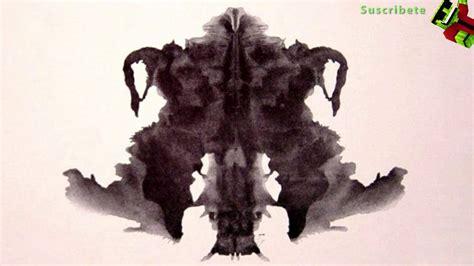 imagenes abstractas test el famoso test de rorschach quot el de las manchas quot c